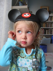 Mouse ears!