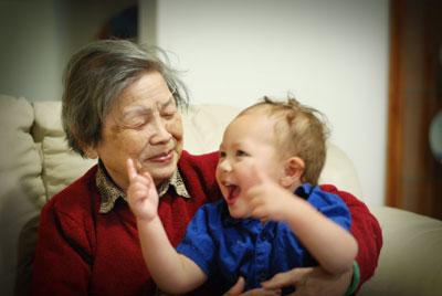 great-grandma 2