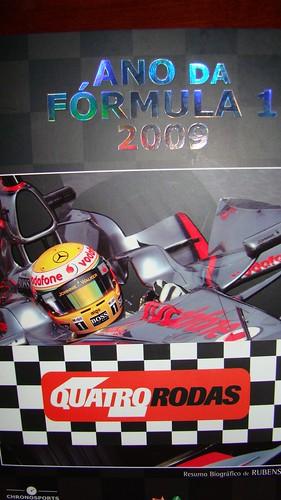 Capa do Ano da Fórmula 1 2009