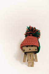 Danbo Warm Hat (craigmdennis) Tags: hat danbo