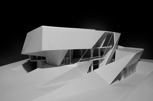 Futuristic Architecture Design of ORDOS 100 3