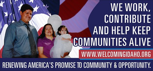 Renewing America's promise to community and opportunity