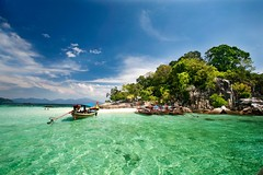 Tarutao National Park, Thailand (James R.D. Scott) Tags: beach thailand island tarutao