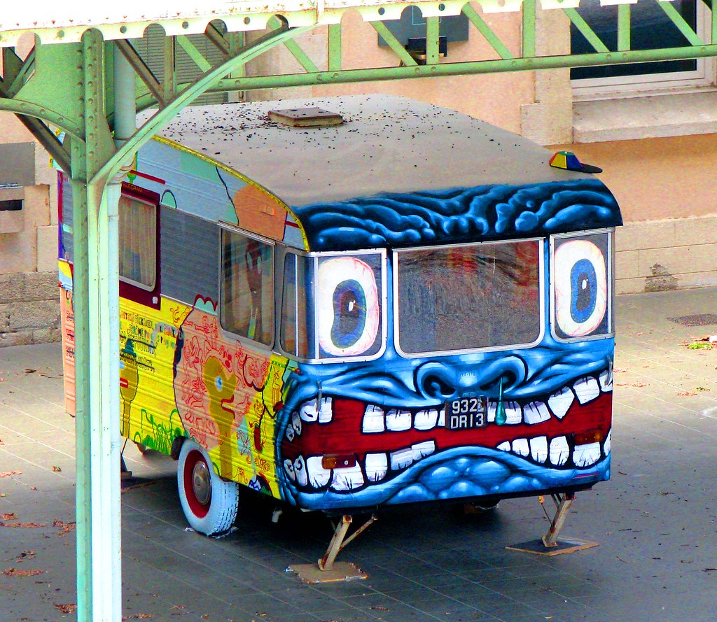 crazy rv by katiedee47, on Flickr