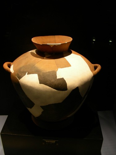十三行博物館-陶罐