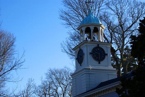 newport clock tower
