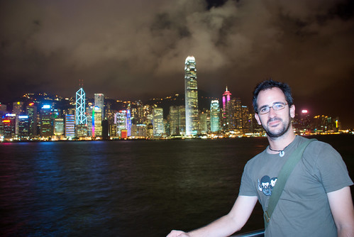 Hong Kong Harbour 09