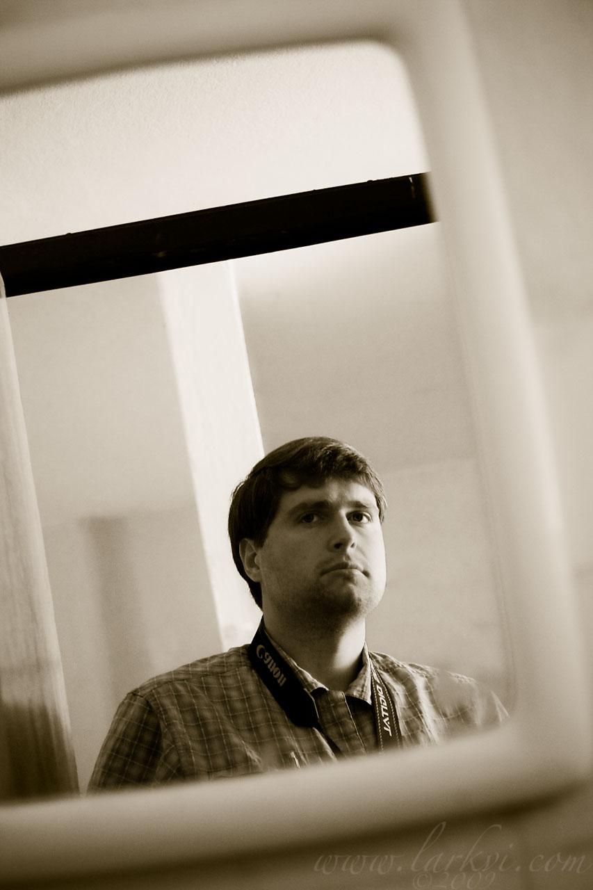 Self-Portrait, Birth-day 2009
