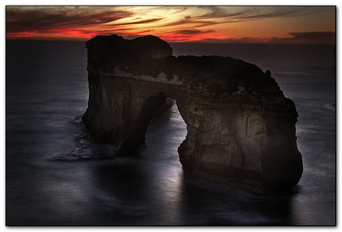 Natures arch.