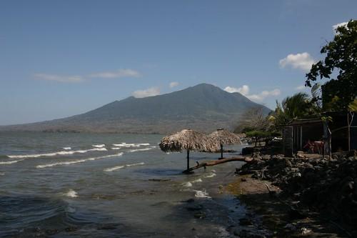 Volcan Maderas (1394m) on Isla Ometepe, Nicaragua.