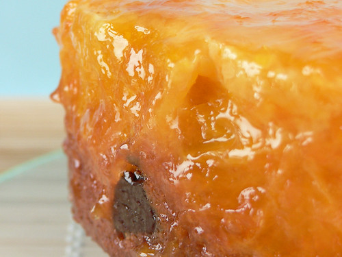 Orangen-Marzipan-Kuchen