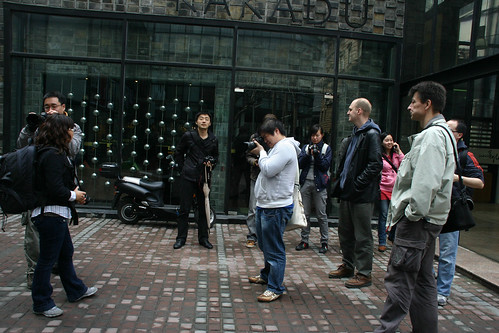 Shanghai Flickr Meetup