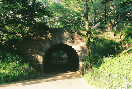 Central Park Underpass