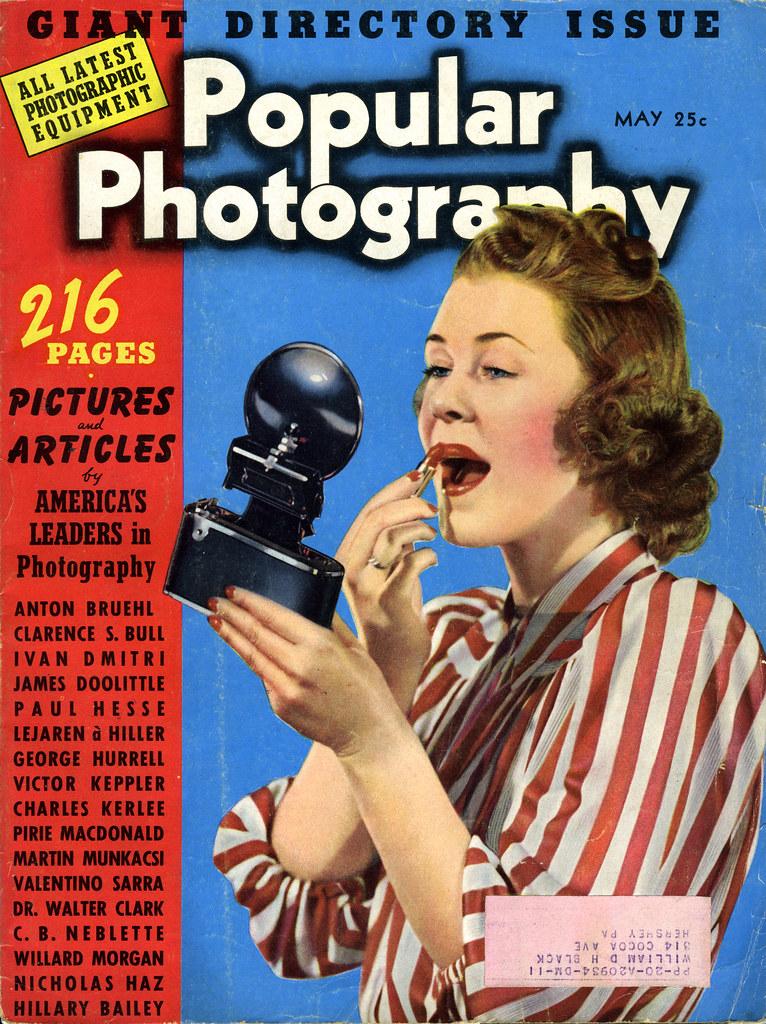 WORD VIRUS: Most Inspiring Vintage Magazine Covers
