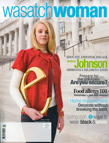 Wasatch Woman - Mar/Apr 2009 Issue