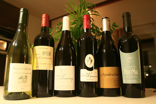 Du vin pas cher sur Internet: picture Vin malin by danielbroche