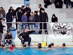 0903279458 (Kostas Kolokythas Photography) Tags: men water greece polo 2009 aquatics paok vouliagmeni 18 1