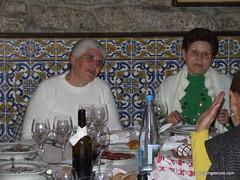 Jantar Homenagem Dª Lela e Dª Maria