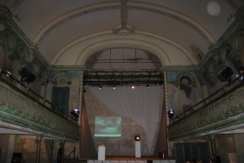 Ground floor in the Main Hall