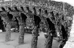 Parc Guell Bridge (JTContinental) Tags: pfosilver