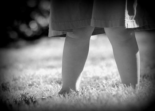 Feet B/W