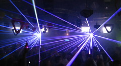 Ministry Of Sound - Laser Light Show with DJs Deep Dish (Anirudh Koul) Tags: people music house dance dj dish live ministry gig crowd performance deep lasers sound laser lazer deepdish ministryofsound dubfire sharam of
