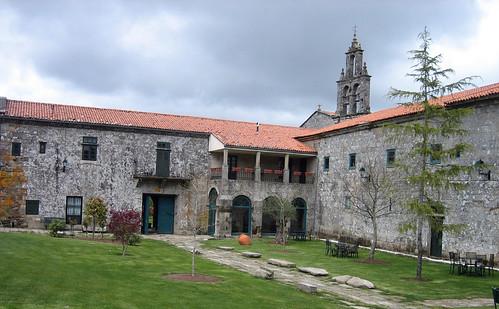 Mosteiro de Aciveiro