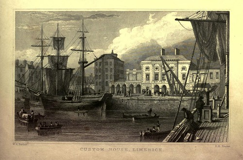 016- Aduana de  Limerick Irlanda