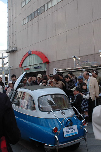 My Isetta300  in Tsuchiura Japan[Apr. 05. 2009]