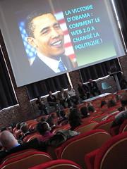 Obama 2.0 à Euratechnologies