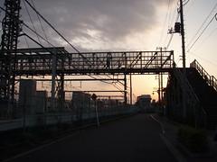 三鷹跨線橋
