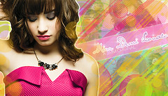 Miss Demi Lovato Blend {By SMM} ([Caleb Creations]) Tags: original cute photoshop colorful good demi miss blend smm lovato fanmade