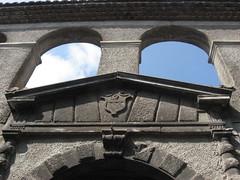 Rotonda - portale di casa gentilzia