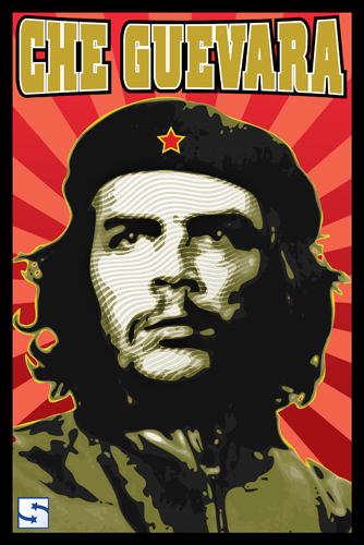 Che Guevara Vector Illustration