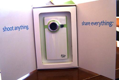flip ultra video camera