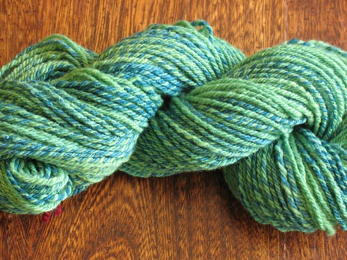 Ready or Knit Green