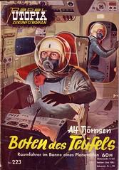 Utopia 223 (micky the pixel) Tags: sf cockpit raumschiff scifi sciencefiction spaceship utopia davidanderson astronauten raymondfjones zukunftsromane groschenromane papelverlag alftjrnsen botendesteufels