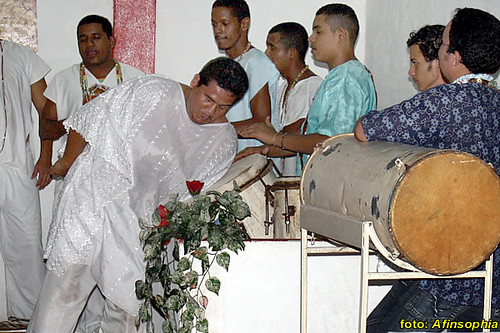 Mãe Emília Sab de Aleluia 38 por você.