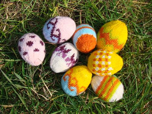 Easter Eggs 2009 01