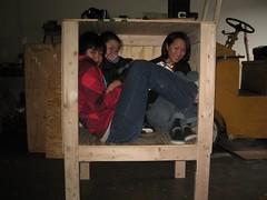 trihaus (anniemalchang) Tags: warehouse doghouse forklift tingaling anniemalchang neurp
