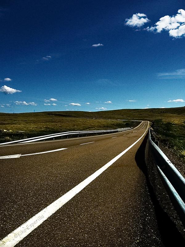 La Serena road