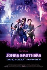 JONAS BROTHERS: 3 Boyutlu Konser Deneyimi / JONAS BROTHERS: The 3D Concert Experience (2009)