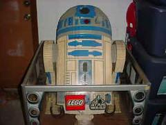 A Dusty R2-D2