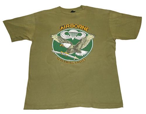 Airborne Vintage T-shirt