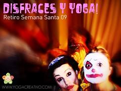Retiro Yoga Semana Santa 09-16