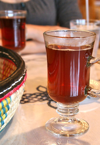 Ethiopian Hot Tea