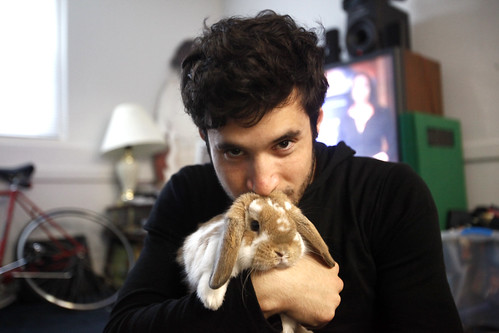 Mike and the Bunny