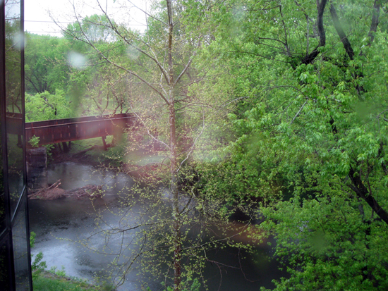 View from the Brandywine River Museum (Click to enlarge)