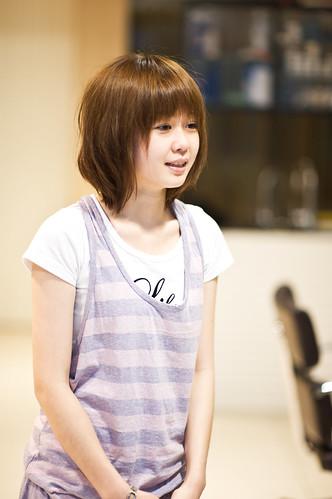 女生髮型 茶色當道的俏麗短髮