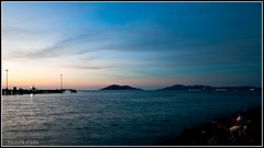 Sunset at Tanjung Lipat / Likas Bay (1davidstella) Tags: sunset sea sky best kotakinabalu firstplace likasbay blueribbonwinner the4elements platinumphoto impressedbeauty citrit theunforgettablepictures nikond300 goldstaraward sabahborneomalaysia sigma18~50mmf28 4tografie